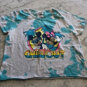 Disney Mickey Mouse 'Chill Out' t-shirt